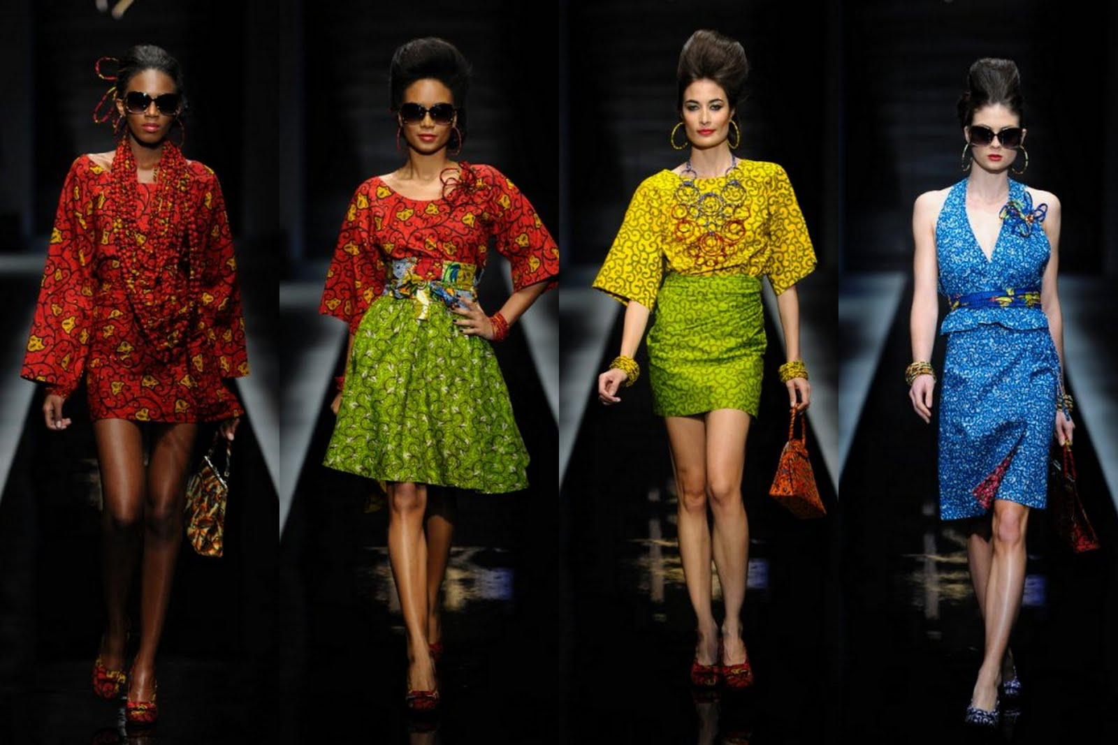 Emerging market african fashion industry africa the African fashion designs pictures