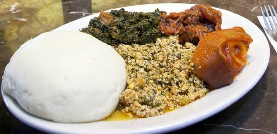 Common nigerian foods and their recipes food nigeria fufu recipes are eaten with the various nigerian soup recipes fufu is derived by mashing starchy foods or mixing the processed starchy foods in hot water forumfinder Gallery